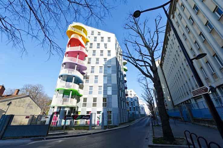 Programme de construction de 190 logements dont 140 sociaux cofinances par l'ANRU
